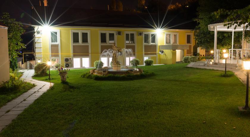 Pogostite.ru - Парк-отель Журавли | Саратов | парк Победы | Сауна #15
