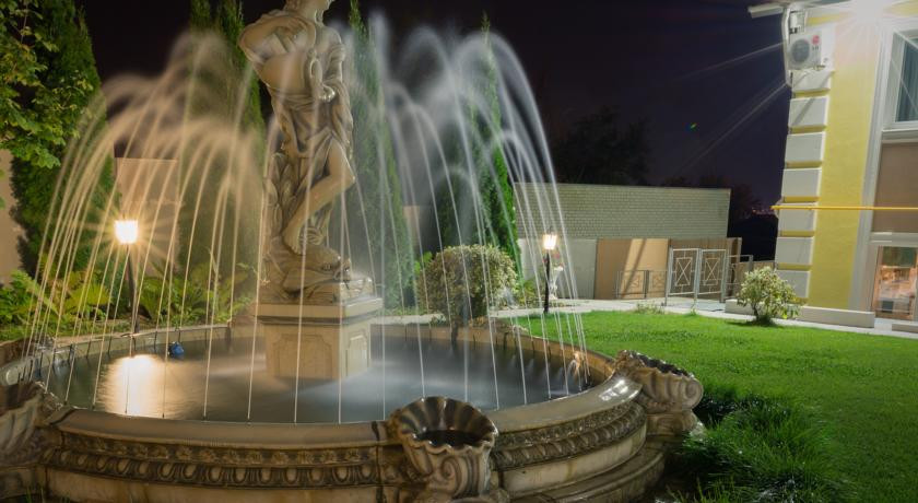 Pogostite.ru - Парк-отель Журавли | Саратов | парк Победы | Сауна #3