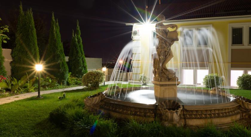 Pogostite.ru - Парк-отель Журавли | Саратов | парк Победы | Сауна #19