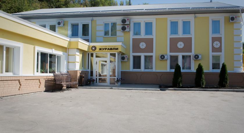 Pogostite.ru - Парк-отель Журавли | Саратов | парк Победы | Сауна #9