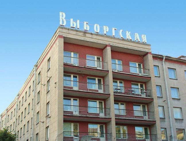 Pogostite.ru - ВЫБОРГСКАЯ-ЗАКРЫТА НА РЕКОНСТРУКЦИЮ #1