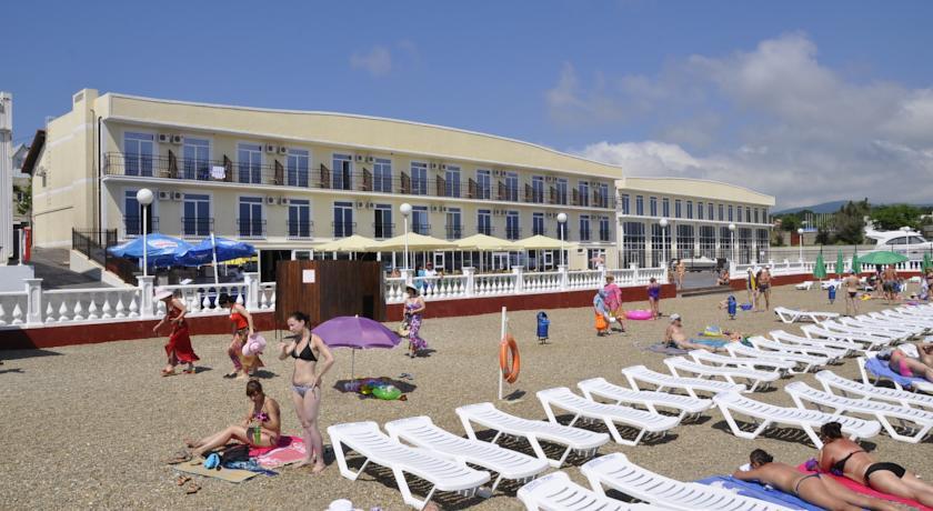 Pogostite.ru - ТИХАЯ ГАВАНЬ   г. Геленджик   собственный пляж   детская зона   аквапарк рядом #7