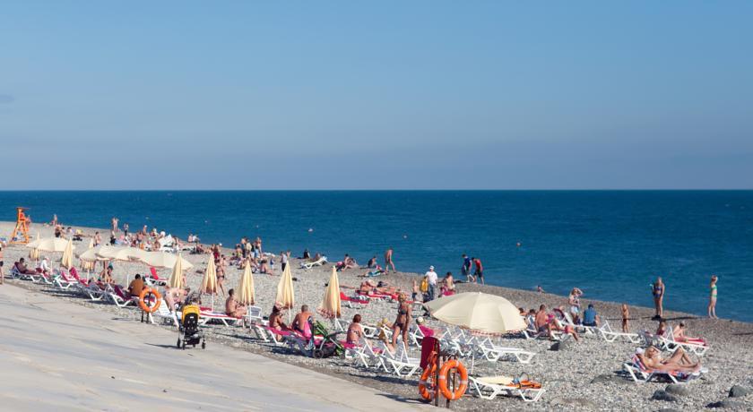 Pogostite.ru - БРИДЖ РЕЗОРТ - BRIDGE RESORT | пляж 1 линия | бассейн #8