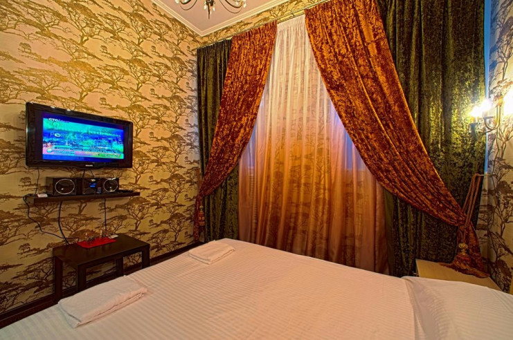 Pogostite.ru - Love Hotel Treffen  | м. Смоленская | Арбат #14
