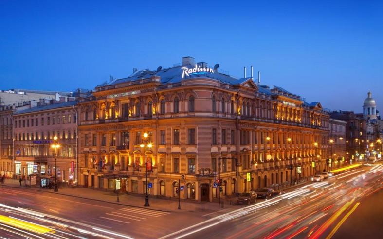 Pogostite.ru - РЭДДИССОН РОЙАЛ Блу - Radisson Royal Hotel | м. Маяковская #2