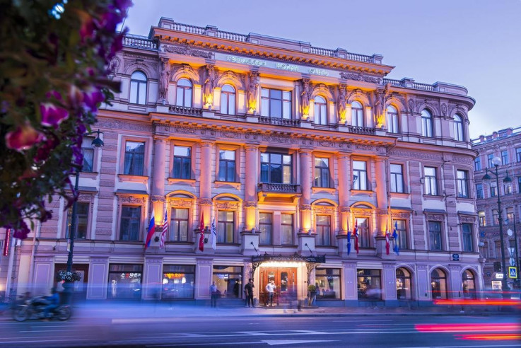 Pogostite.ru - РЭДДИССОН РОЙАЛ Блу - Radisson Royal Hotel | м. Маяковская #1
