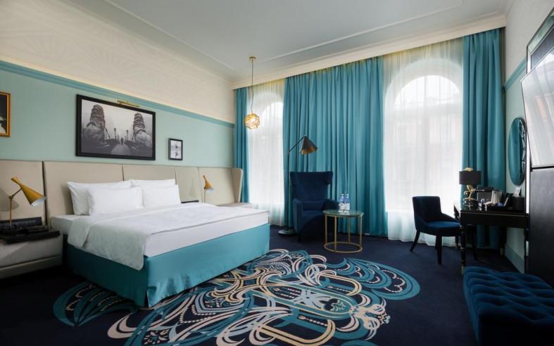 Pogostite.ru - РЭДДИССОН РОЙАЛ Блу - Radisson Royal Hotel | м. Маяковская #11