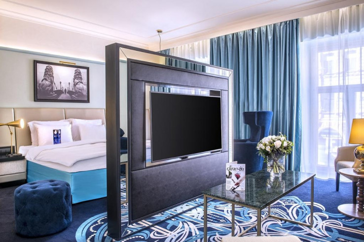 Pogostite.ru - РЭДДИССОН РОЙАЛ Блу - Radisson Royal Hotel | м. Маяковская #16
