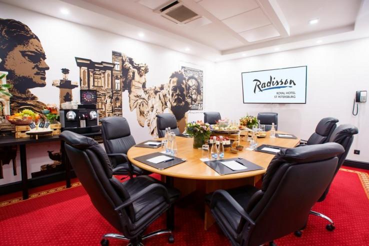 Pogostite.ru - РЭДДИССОН РОЙАЛ Блу - Radisson Royal Hotel | м. Маяковская #25