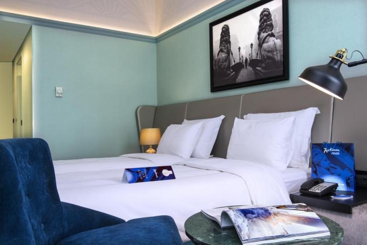 Pogostite.ru - РЭДДИССОН РОЙАЛ Блу - Radisson Royal Hotel | м. Маяковская #20