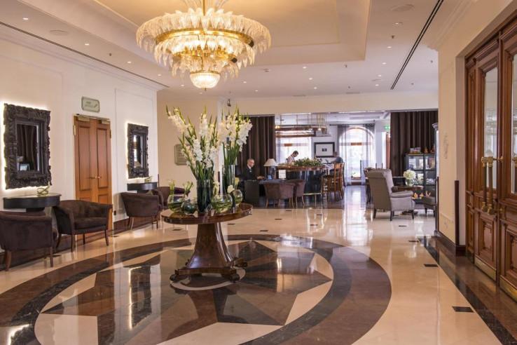 Pogostite.ru - РЭДДИССОН РОЙАЛ Блу - Radisson Royal Hotel | м. Маяковская #3