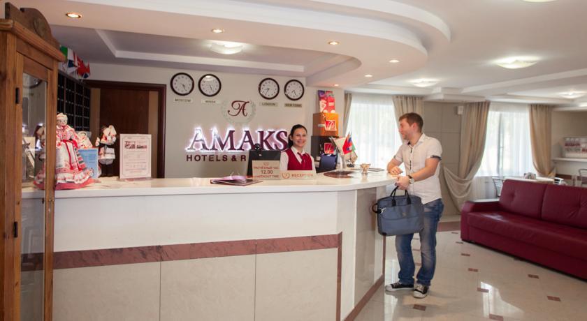Pogostite.ru - АМАКС ВИЗИТ-ОТЕЛЬ (г. Гомель, центр) #3