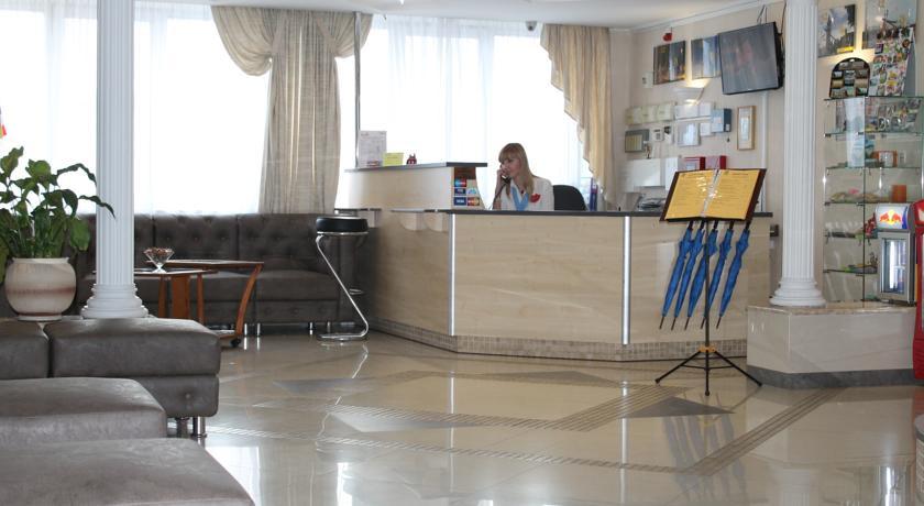 Pogostite.ru - ПАРАДИЗ-ОТЕЛЬ (г. Гомель, центр) #1