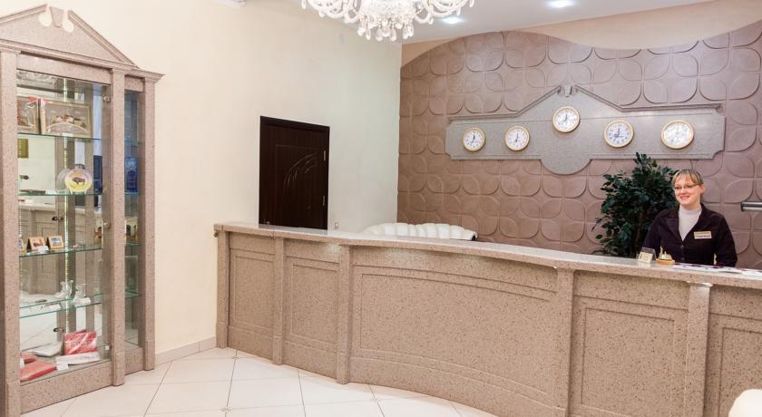 Pogostite.ru - Отель Губернский (г. Минск, центр города, Белэкспо) #17