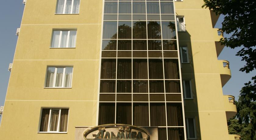 Pogostite.ru - АЛЬМИРА | г. Адлер | Открытый бассейн | cауна | пляж рядом #3