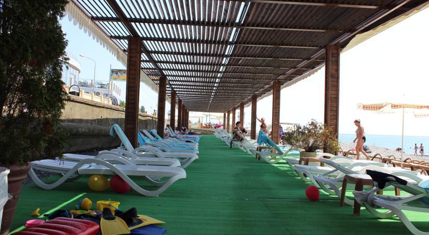 Pogostite.ru - АЛЬМИРА | г. Адлер | Открытый бассейн | cауна | пляж рядом #6