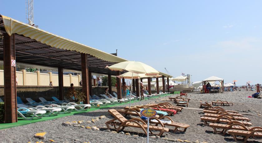 Pogostite.ru - АЛЬМИРА | г. Адлер | Открытый бассейн | cауна | пляж рядом #5