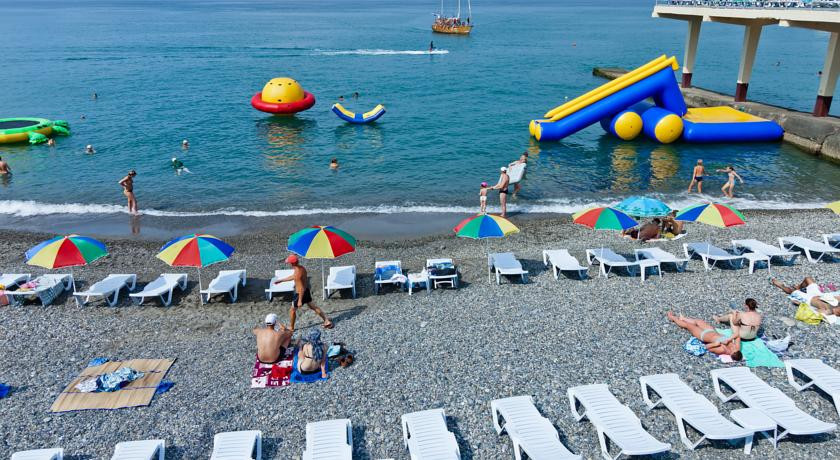 Pogostite.ru - КОРАЛЛ АДЛЕРКУРОРТ САНАТОРИЙ | г. Адлер | аквапарк | cобственный пляж #11