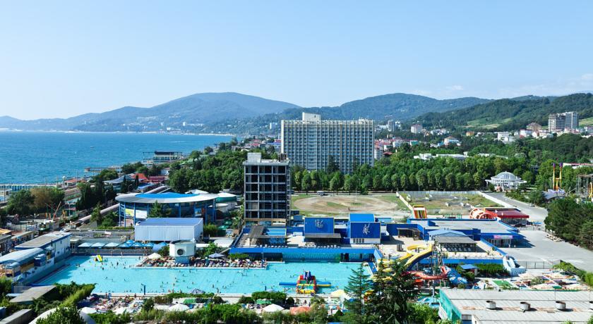 Pogostite.ru - КОРАЛЛ АДЛЕРКУРОРТ САНАТОРИЙ | г. Адлер | аквапарк | cобственный пляж #6
