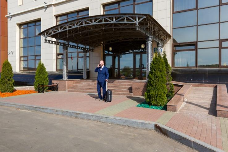 Pogostite.ru - РЕЗИДЕНТ ОТЕЛЬ   г. Дубна, Московская область   Парковка #4