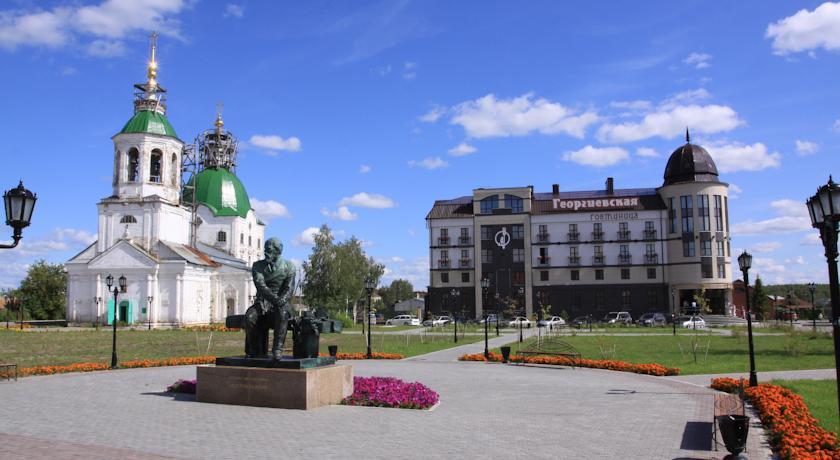 Pogostite.ru - ГЕОРГИЕВСКАЯ | г. Тобольск | c завтраком | рядом ж/д вокзал #3