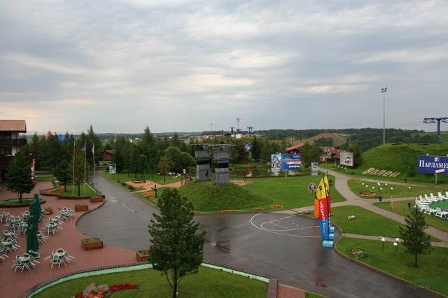 Pogostite.ru - ВОЛЕН спортивный парк (Дмитровское шоссе, г. Яхрома) #20