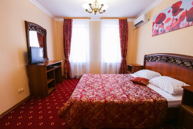 Pogostite.ru - Парус (Хороший Отель Для Отдыха, Баня, Бассейн) #23