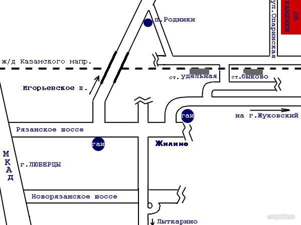 Pogostite.ru - РАМЕНКИ РЕЗОРТ (Раменский р-н, пос. Ильинский) #14