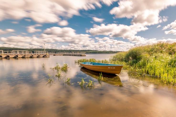 Pogostite.ru - СЕНЕЖ ДОМ ОТДЫХА | Сенежское озеро | Песочный пляж | Рыбалка | Детская площадка #44