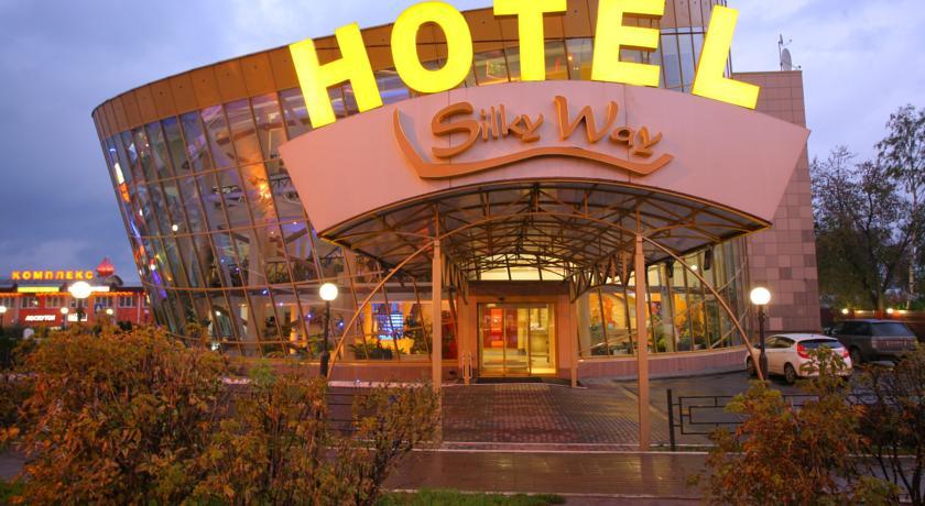 Pogostite.ru - Silky Way | Шёлковый Путь бутик-отель | Новорязанское шоссе | С завтраком #2