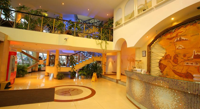 Pogostite.ru - Silky Way | Шёлковый Путь бутик-отель | Новорязанское шоссе | С завтраком #4