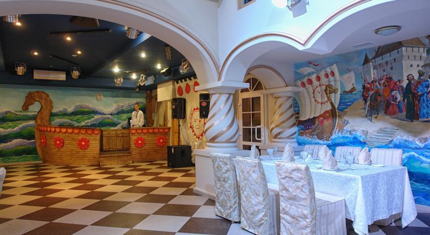Pogostite.ru - АЛЕША ПОПОВИЧ ДВОР (г. Ярославль, исторический центр) #4