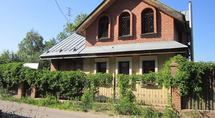 Pogostite.ru - ВОЛЖСКАЯ ДАЧА | размещение до 20 чел | Wi Fi | c кухней #1