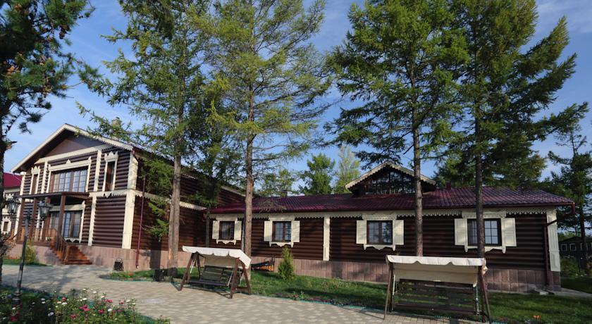 Pogostite.ru - БАЙКАЛЬСКАЯ РЕЗИДЕНЦИЯ (г. Северобайкальск, 4 км от ж/д станции) #3