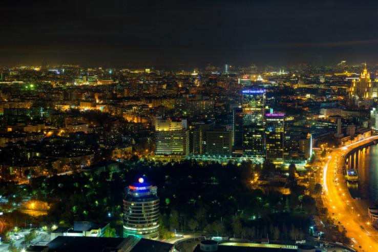 Pogostite.ru - ПАНОРАМА СИТИ - романтическое свидание на крыше | м. Выставочная | Экспоцентр #3
