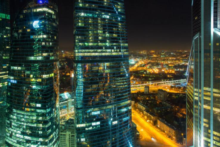 Pogostite.ru - ПАНОРАМА СИТИ - романтическое свидание на крыше | м. Выставочная | Экспоцентр #4