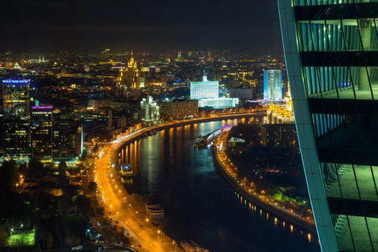 Pogostite.ru - ПАНОРАМА СИТИ - романтическое свидание на крыше | м. Выставочная | Экспоцентр #2