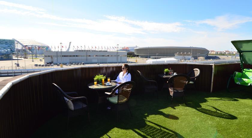 Pogostite.ru - ЛА ТЕРРАСА - La terrassa | Сочи | Олимпийский парк | пляж 5 минут #14