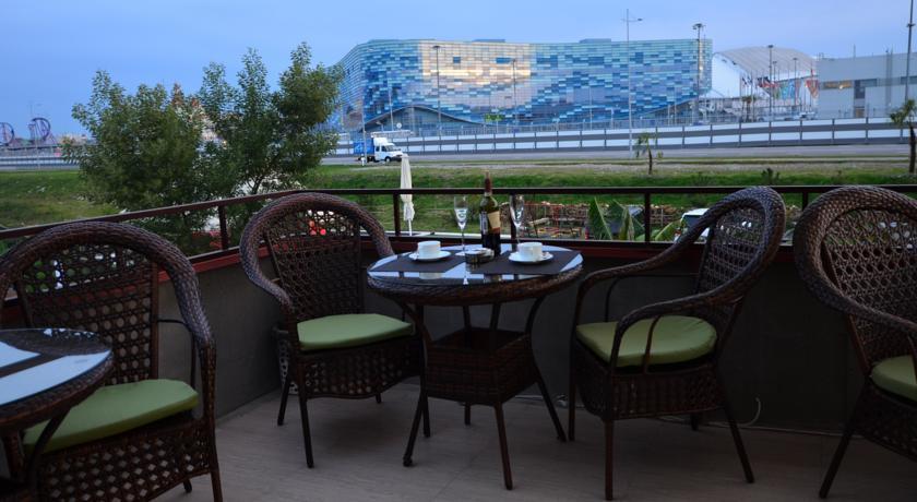 Pogostite.ru - ЛА ТЕРРАСА - La terrassa | Сочи | Олимпийский парк | пляж 5 минут #15