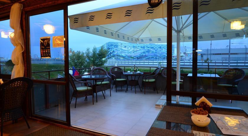 Pogostite.ru - ЛА ТЕРРАСА - La terrassa | Сочи | Олимпийский парк | пляж 5 минут #16