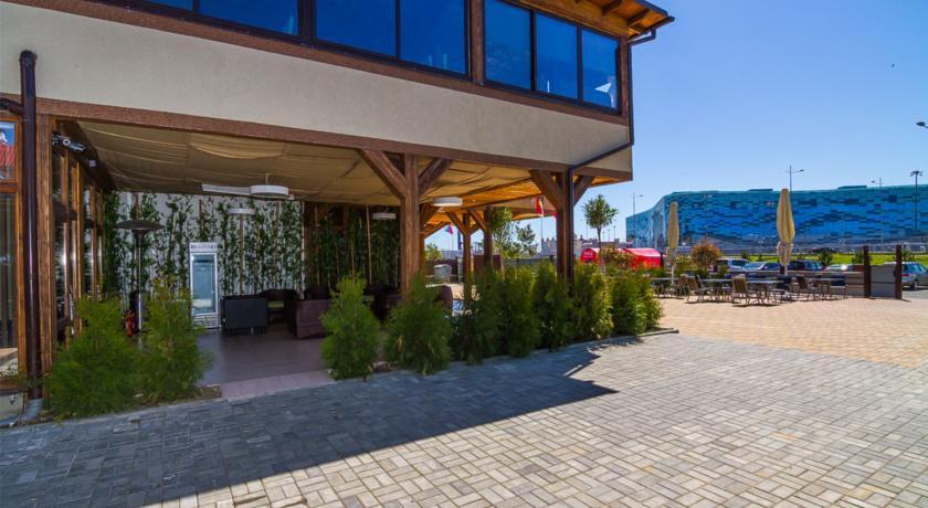 Pogostite.ru - ЛА ТЕРРАСА - La terrassa | Сочи | Олимпийский парк | пляж 5 минут #3