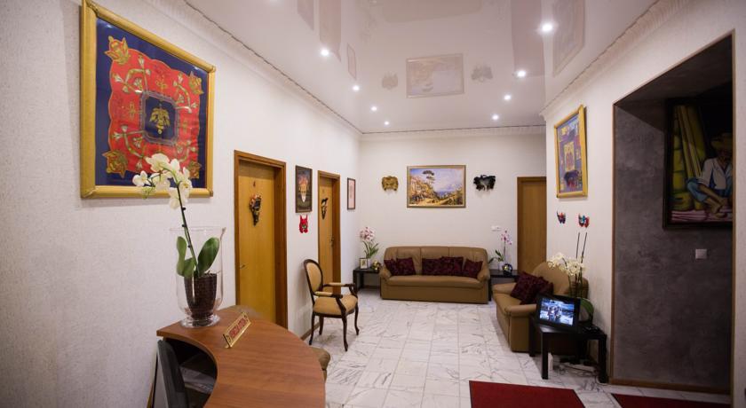 Pogostite.ru - Венеция Мини-отель (м. Цветной Бульвар, Трубная) #4