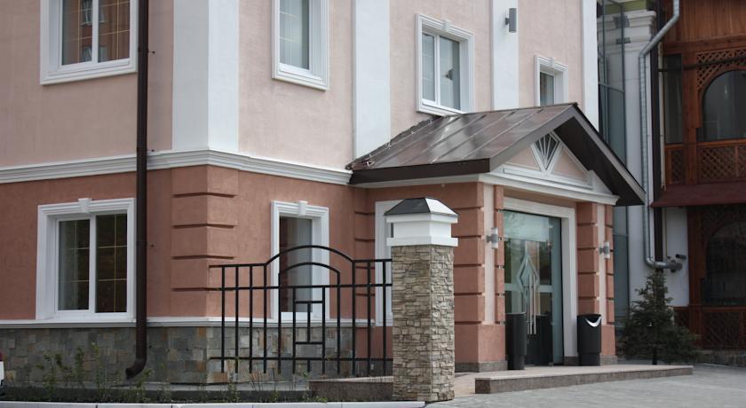 Pogostite.ru - AVENUE PARK HOTEL (г. Курган, центр) #2