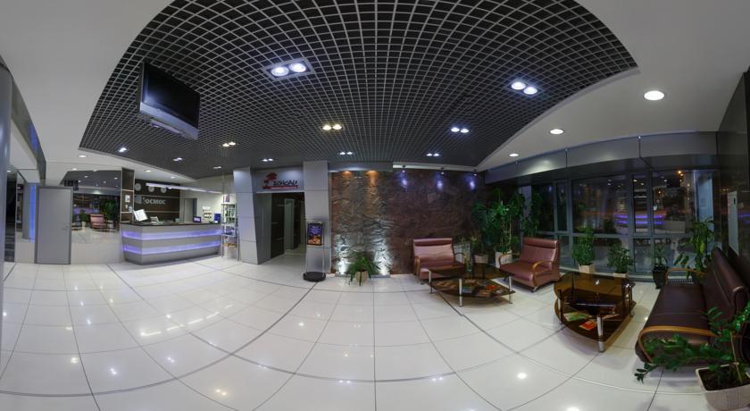 Pogostite.ru - КОСМОС БИЗНЕС-ОТЕЛЬ (г. Курган, рядом с аэропортом) #3