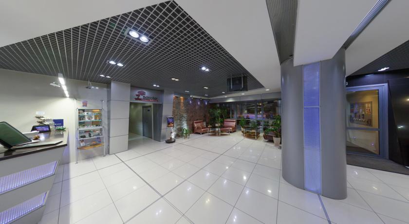 Pogostite.ru - КОСМОС БИЗНЕС-ОТЕЛЬ (г. Курган, рядом с аэропортом) #4