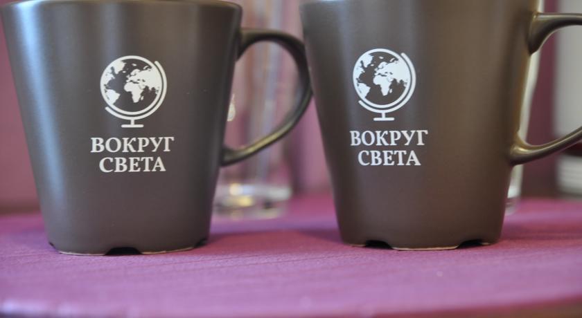 Pogostite.ru - Вокруг Света | Дубна | зеленая зона | Парковка #4