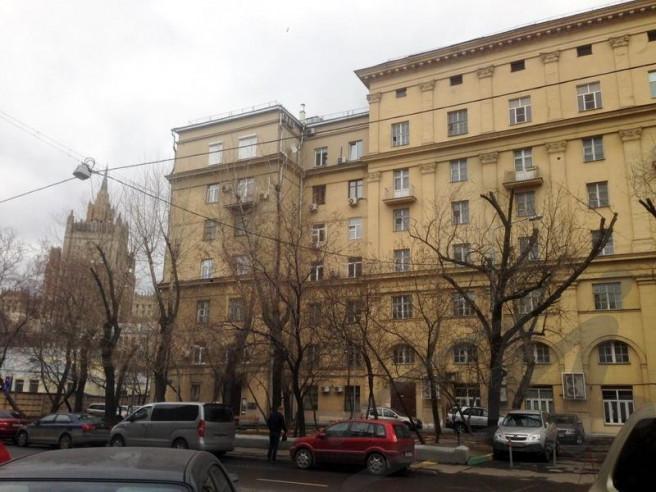 Pogostite.ru - АПАРТАМЕНТЫ LIKEFLAT СТАРЫЙ АРБАТ СТУДИО (м. Смоленская) #1