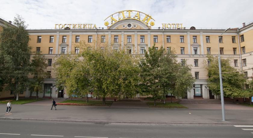 Pogostite.ru - АЛТАЙ ЭКОНОМ ОТЕЛЬ (м. Владыкино) #1