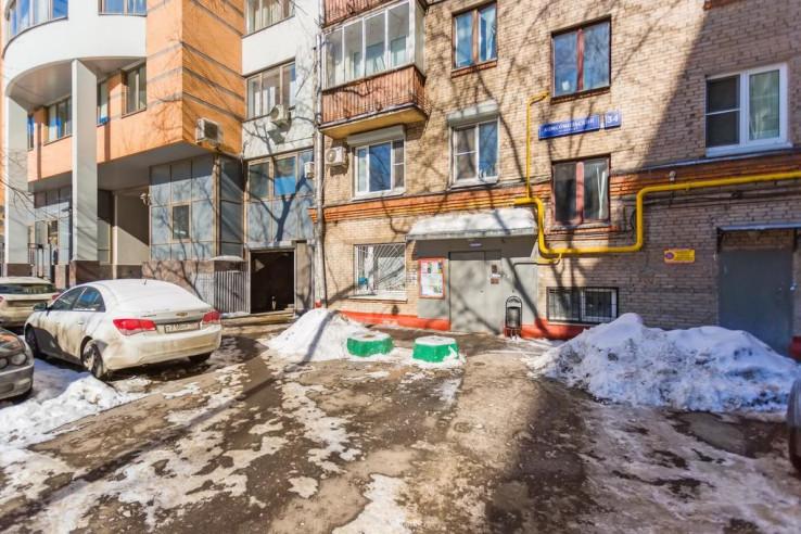 Pogostite.ru - Apartment on Komsomolsky Prospekt 34 | м. Фрунзенская | Wi-Fi #3