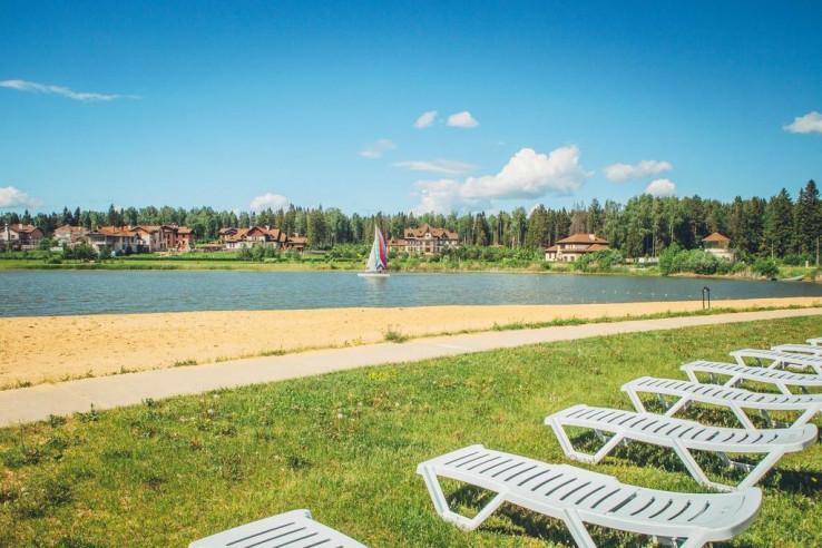 Pogostite.ru - Dmitrov Golf Resort | пляж | рыбалка | футбольное поле #12